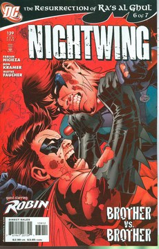 Nightwing (1996) #139 (2nd Print Variant)