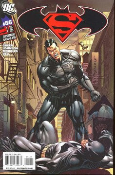 Superman/Batman (2003) #56