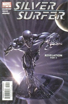 Silver Surfer (2003) #10