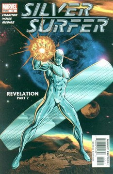Silver Surfer (2003) #13