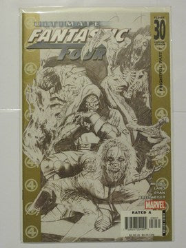 Ultimate Fantastic Four (2003) #30  (Land Variant)