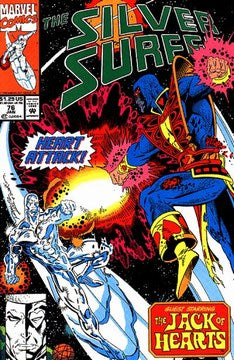 Silver Surfer (1987) #76