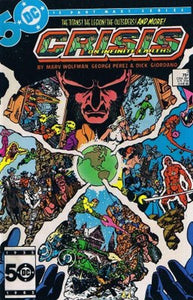 Crisis on Infinite Earths (1985) #3