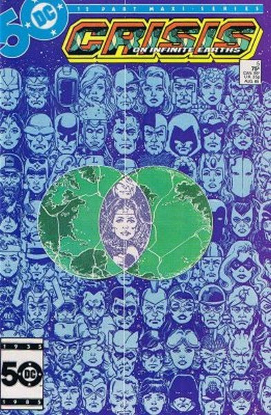 Crisis on Infinite Earths (1985) #5