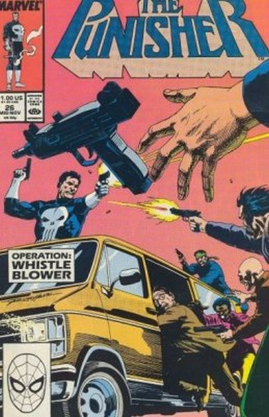 Punisher (1987) #26