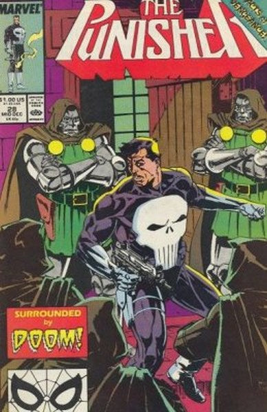 Punisher (1987) #28