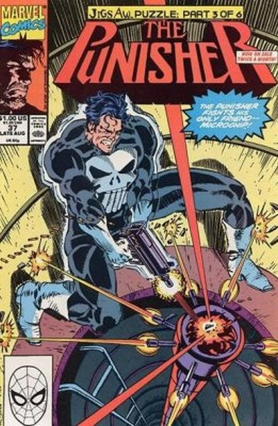 Punisher (1987) #37