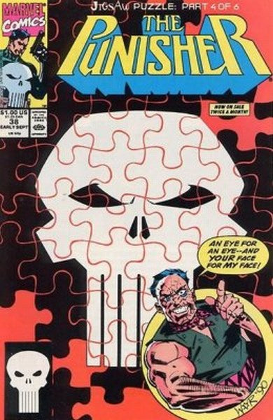 Punisher (1987) #38