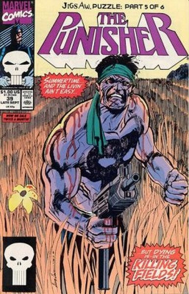 Punisher (1987) #39
