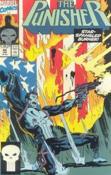 Punisher (1987) #44
