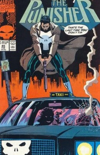 Punisher (1987) #45