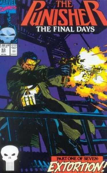Punisher (1987) #53
