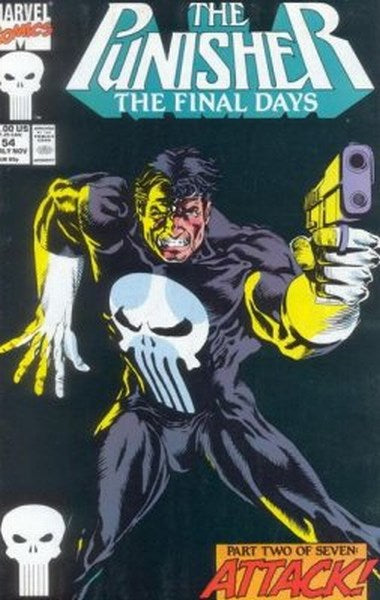 Punisher (1987) #54
