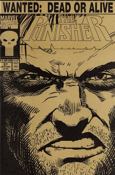 Punisher (1987) #57