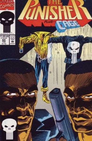 Punisher (1987) #60