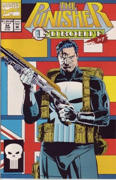 Punisher (1987) #64