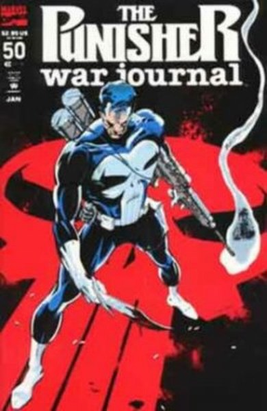 Punisher War Journal (1988) #50