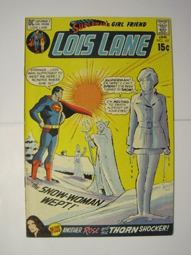 Supermans Girlfriend Lois Lane (1958) #107
