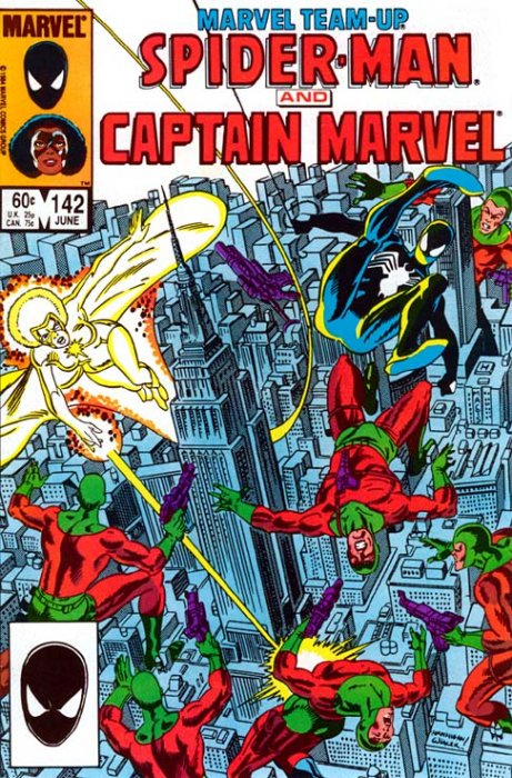 Marvel Team-Up (1972) #142