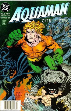 Aquaman: Time & Tide (1993) #3