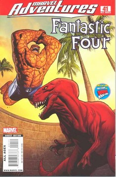 Marvel Adventures: Fantastic Four (2005) #41