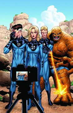 Marvel Adventures: Fantastic Four (2005) #42