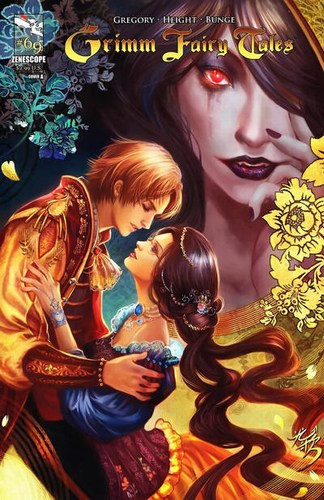 Grimm Fairy Tales #69 (A Cover Yang)