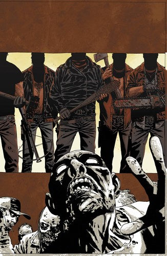 Walking Dead TP Volume 17 Something To Fear