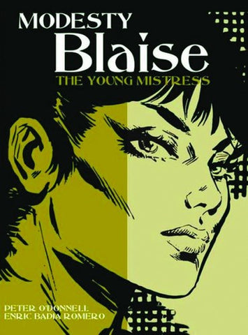 Modesty Blaise TP Volume 24 (Young Mistress)