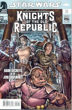 Star Wars: Knights of the Old Republic (2006) #29