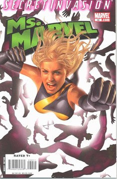 Ms. Marvel (2006) #30