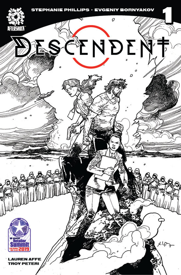 Descendent (2019) #1 (Retailer Summit Variant)
