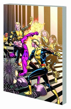 New Mutants Classic Volume 6 TP
