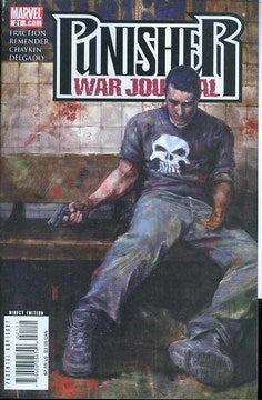 Punisher: War Journal (2006) #21