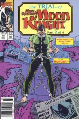 Marc Spector: Moon Knight (1989) #16