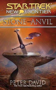 Star Trek New Frontier: Stone and Anvil SC