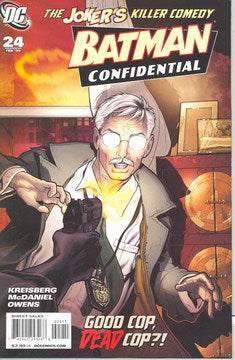 Batman Confidential (2006) #24