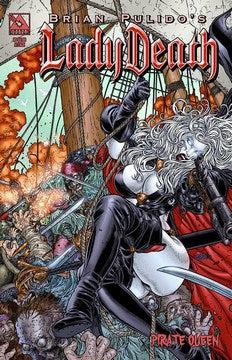 Lady Death: Pirate Queen (2006)