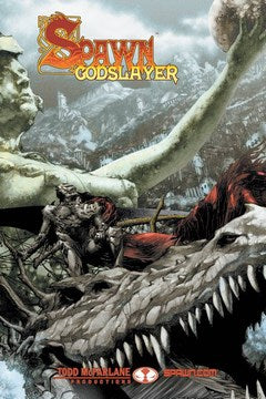 Spawn: Godslayer (2007) #6