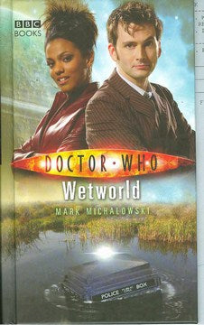 Doctor Who: Wetworld HC
