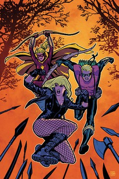 Green Arrow/Black Canary (2007) #2