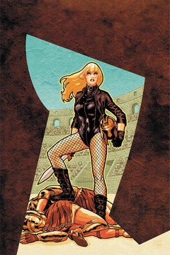 Green Arrow/Black Canary (2007) #3