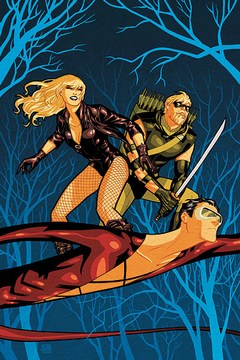 Green Arrow/Black Canary (2007) #9