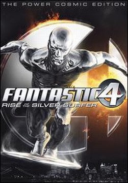 Fantastic Four: Rise of the Silver Surfer DVD