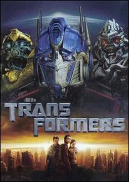Transformers DVD (Widescreen)