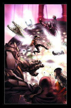 X-Force (2008) #27 (2nd Print Choi Variant)