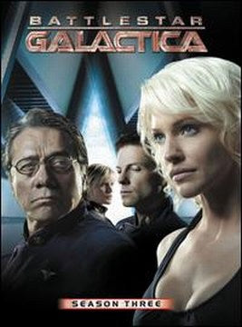 Battlestar Galactica Season Three DVD