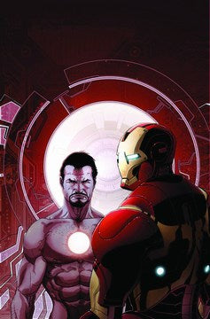 Invincible Iron Man (2008) #503 (2nd Print Larroca Variant)