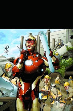 Invincible Iron Man (2008) #506