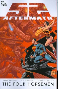 52 Aftermath: The Four Horsemen TP